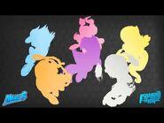 Main Menu- My Little Pony Fighting Is Magic
