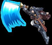 1.7.Lucina swinging her sword 3