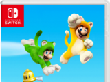 New Super Mario Bros. 3 (2023 Nintendo Switch Game)