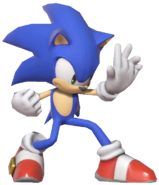 0.10.Sonic's Fighting Stance