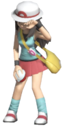 1.2.Pokemon Trainer Leaf sweating