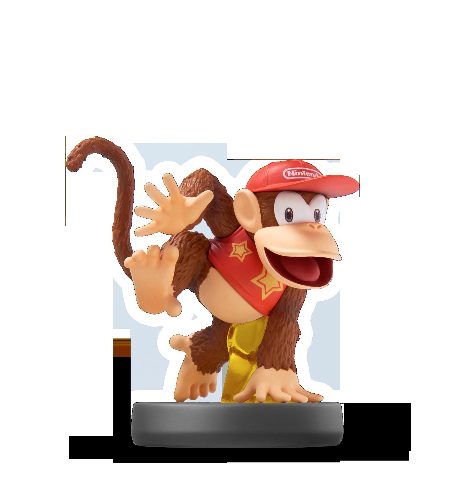 Amiibo/Diddy Kong