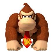 Donkey Kong Profile Artwork