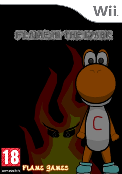 Flame in the Dark/Gallery