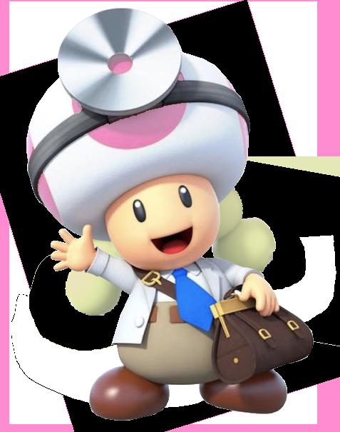 Nurse Toadley