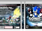 Sonic Adventure 3 (Nintendo Switch,PS3,Wii U)
