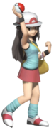 1.4.Pokemon Trainer Leaf Posing
