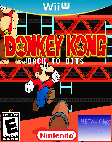 Donkey Kong: Back to Bits