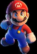 SM3DWBF Mario Solo Art