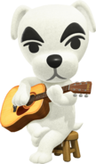 K.K. Slider - AC New Horizons