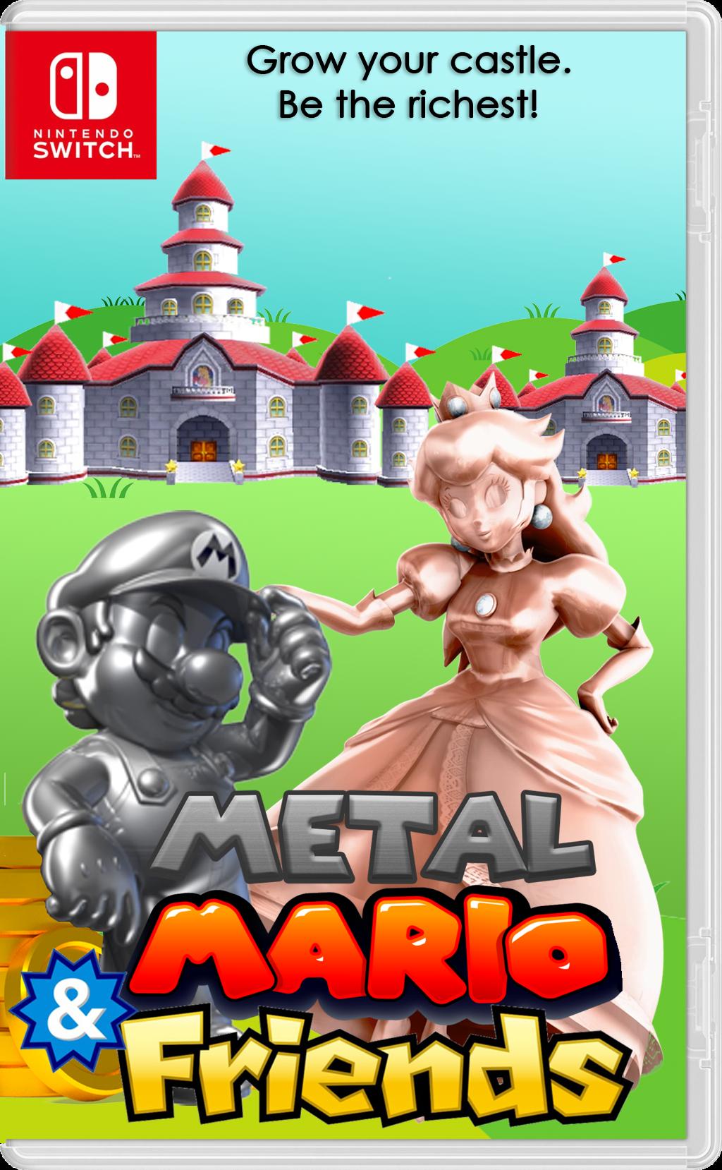 Metal Mario & Friends