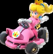 Peach - Mario Kart Tour