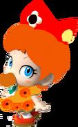 Baby Daisy Princess