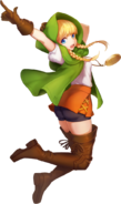 Linkle render by trinitor-d9jn17n