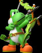 MSOGT Yoshi Archery