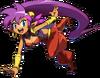 Shantae fall
