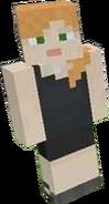 Minecraft Console - Alex alt 2