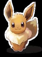 Eevee - Pokemon Let's Go