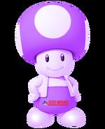 Super Nintendo Entertainment System (SNES) Toad