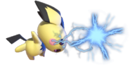2.8.Pichu using Thundershock