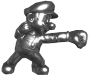 5.Metal Mario Punching