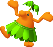 ACL MK8 Orange Pianta
