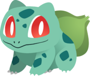 Bulbasaur - Pokemon Playhouse