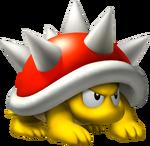 Spiny - Mario Kart Wii