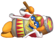 1.4.King Dedede laying down