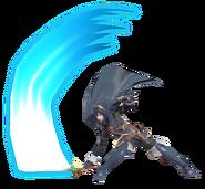 1.6.Lucina swinging her sword 2