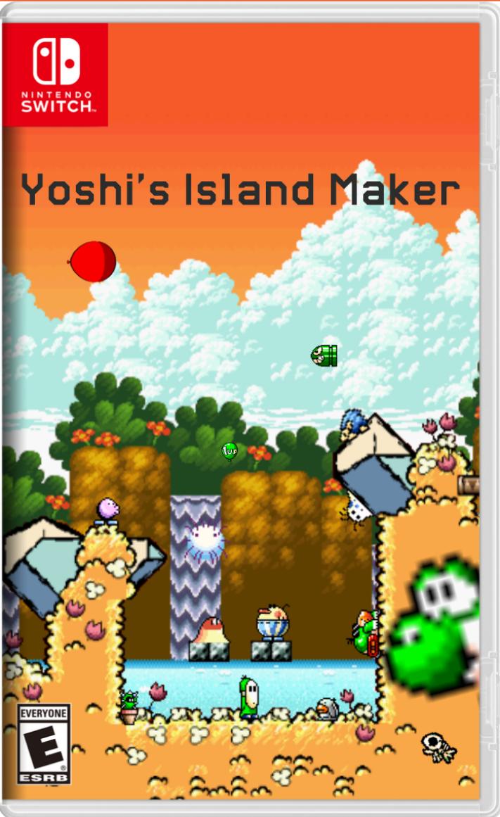 Yoshi's Island Maker