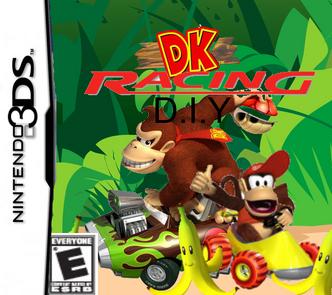 Donkey Kong Racing DIY box art.png