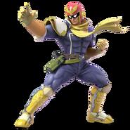 Captain Falcon - Super Smash Bros Ultimate