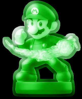 Amiibo/Glow Figures