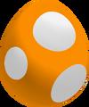 Orange Baby Yoshi Egg
