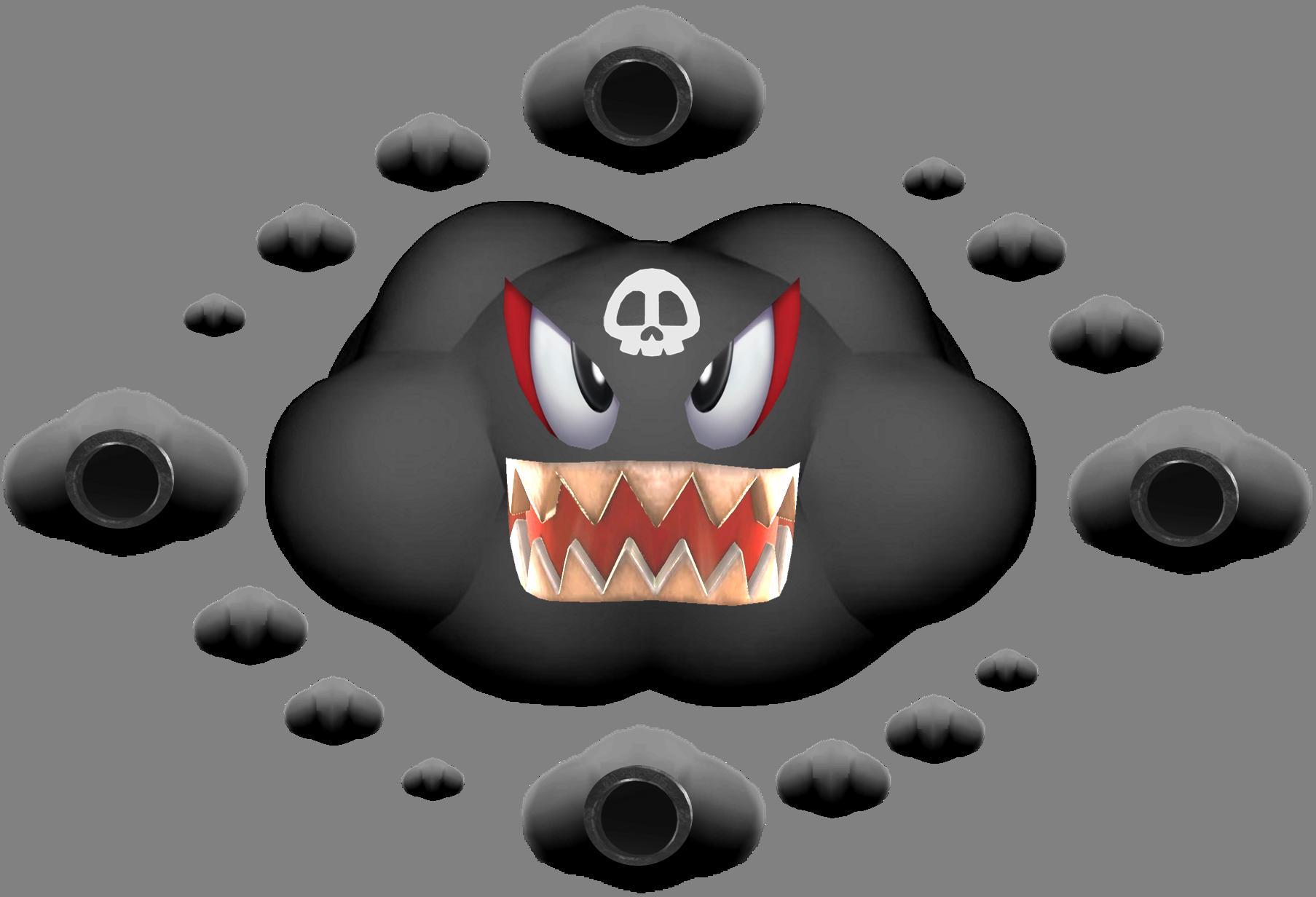 Cloudy Bill Blaster