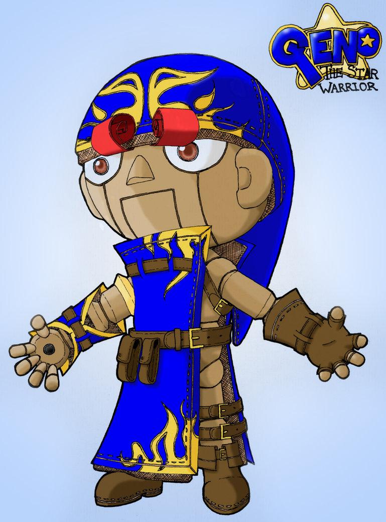 Geno (Kingdom Hearts)