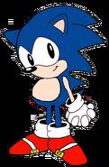 Sonic cute
