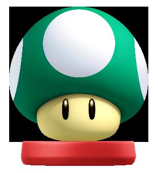 Amiibo/1-Up Mushroom
