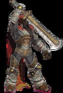 1.5.Ganondorf Holding his sword