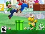 Super Mario World 5 \ New Super Mario Bros. 5