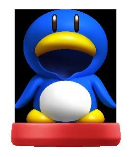 Amiibo/Penguin Suit