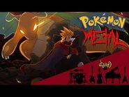 Pokémon Gold & Silver - Battle! Champion (Lance - Red) 【Intense Symphonic Metal Cover】