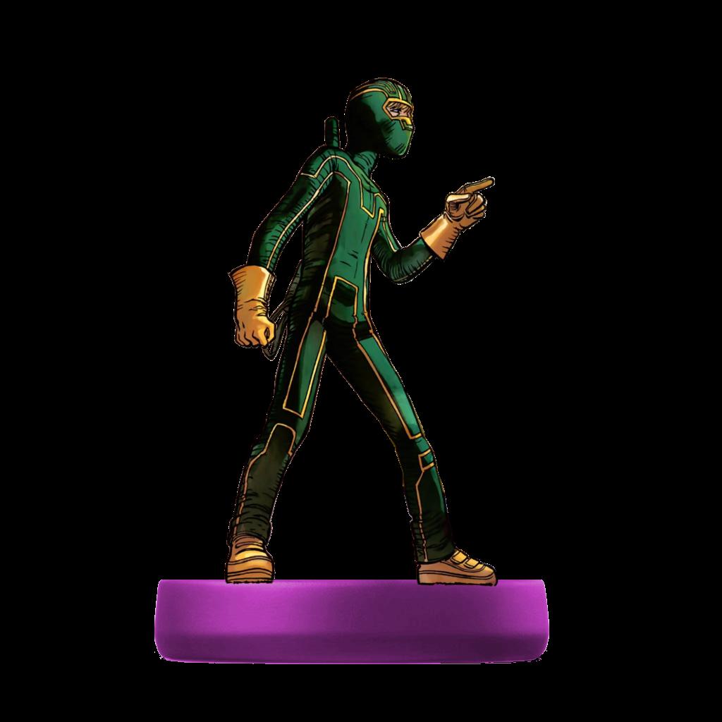 Amiibo/Kick-Ass