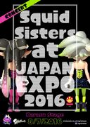 SquidSistersConcertJapanExpo