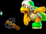 Hammer Bro Mario Kart 9