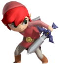 3.TH Red Toon Link 6