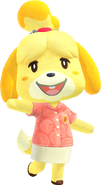 Isabelle - AC New Horizons