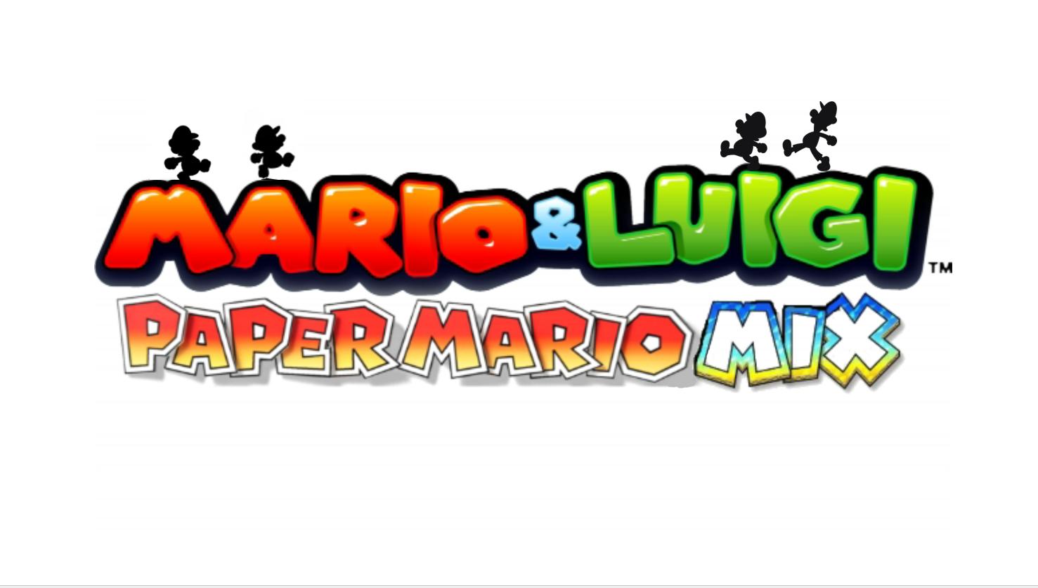 Mario & Luigi: Paper Mario Mix