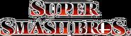Super Smash Bros Melee series logo